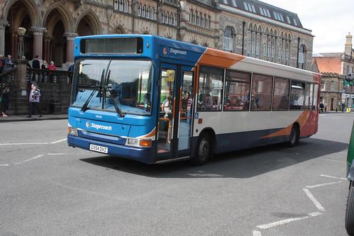 Stagecoach South 34631 GX54DVZ