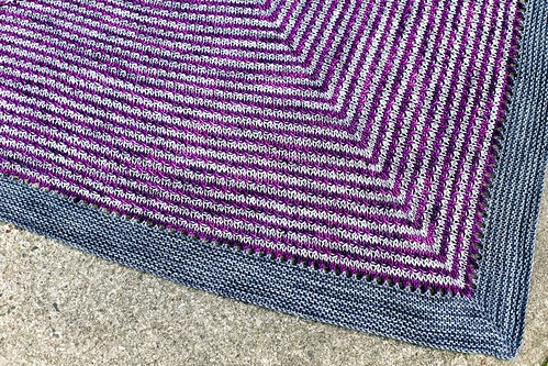 Great Divide Shawl