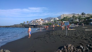 Image of  Playa de la Arena. tenerife canaryislands playadelaarena