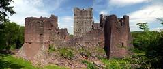 Symonds Yat and Goodrich Castle