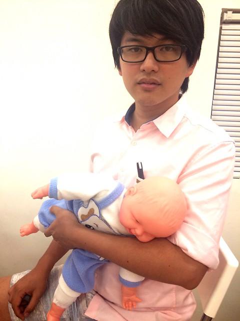 150905 新生兒哺乳課程