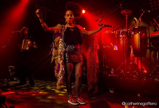 La Yegros @Grand Soufflet 2015