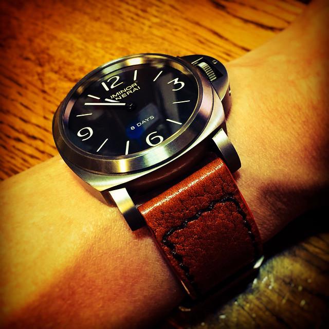 my friend, my watch