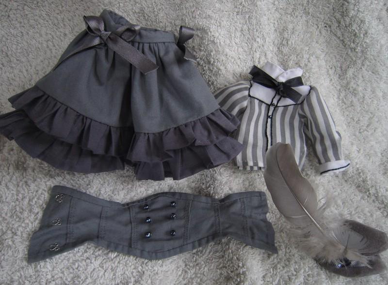 Victoria Cosplay clothes