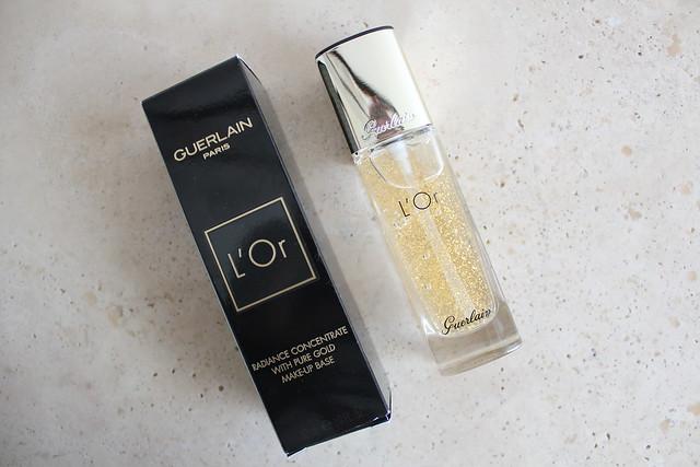 Guerlain L'OR Makeup Base review