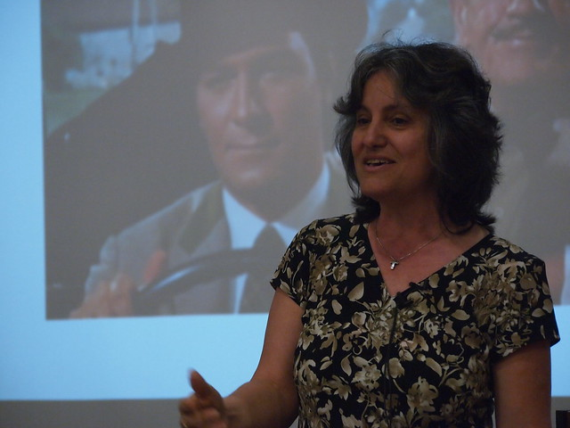 Dr. Rosanne Welch speaks on the Art of Adaptation at Cal State Fullerton