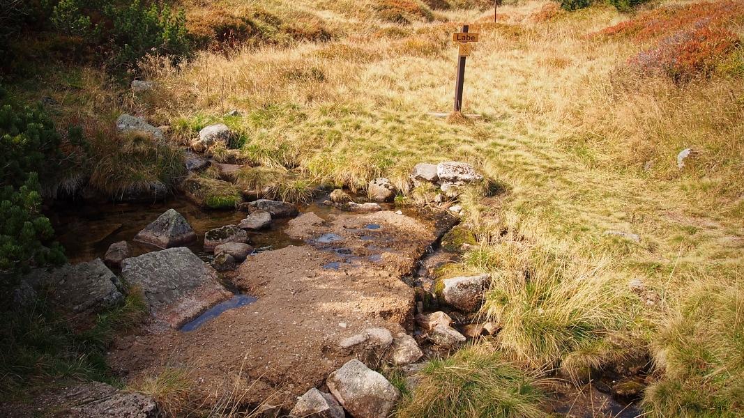 Woher das Niedrigwasser kommt