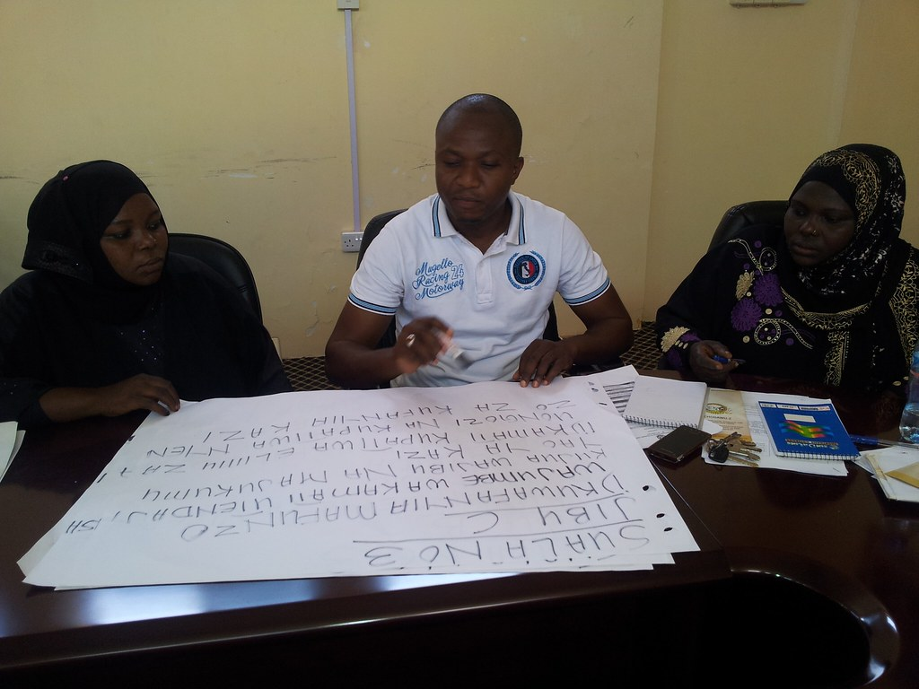 2015-10-19~20 Zanzibar: Tripartite workshop for domestic workers