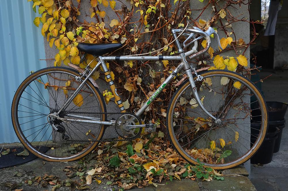 Vintage Windsor Viper Child's Roadbike