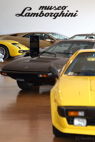 Museo Lamborghini 001