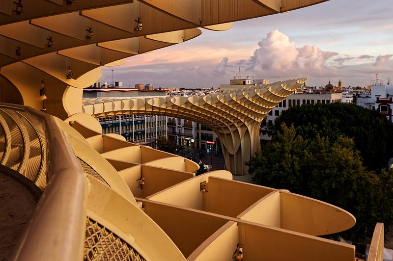 Sevilla - Metropol parasol