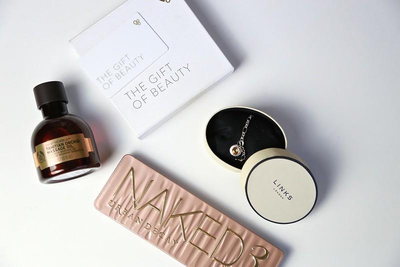 wahanda, giftcard, thebodyshop, naked3, urbandecay, linksoflondon,