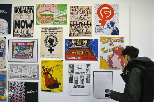 Empowered Printwork - Women Art Library
