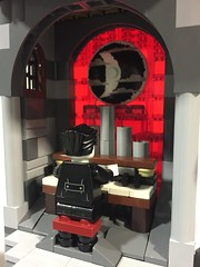 Lego Vampyre Castle modification