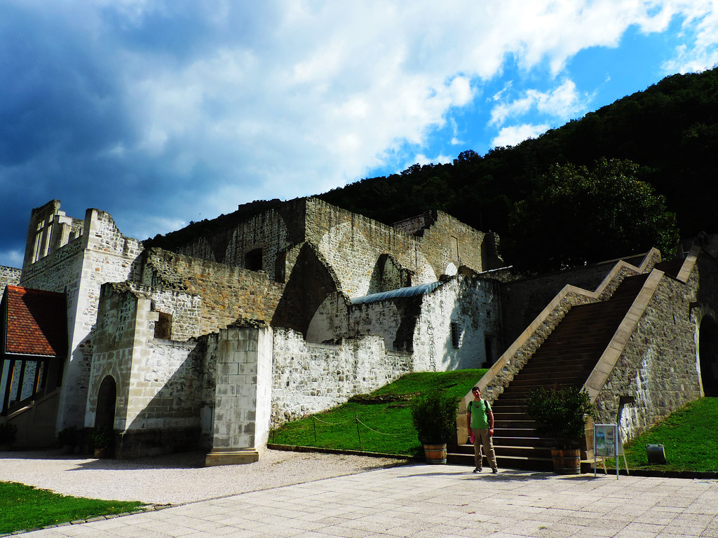 Ruins of the Royal Palace of Visegrád, Hungary