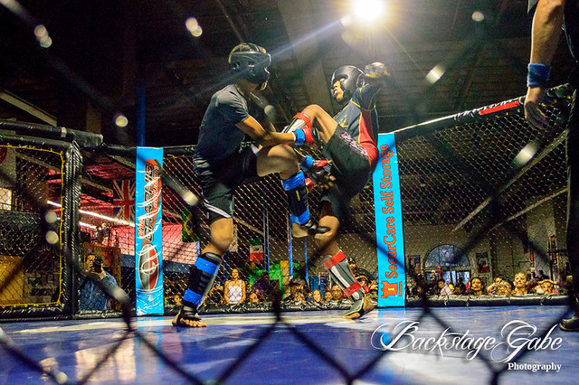 American Pankration Tournament 2015 at Adrenaline MMA Gym in San Bernardino