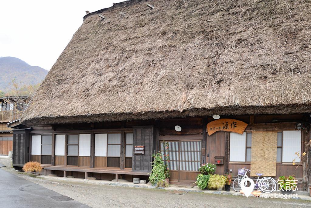 日本白川乡合掌村 10