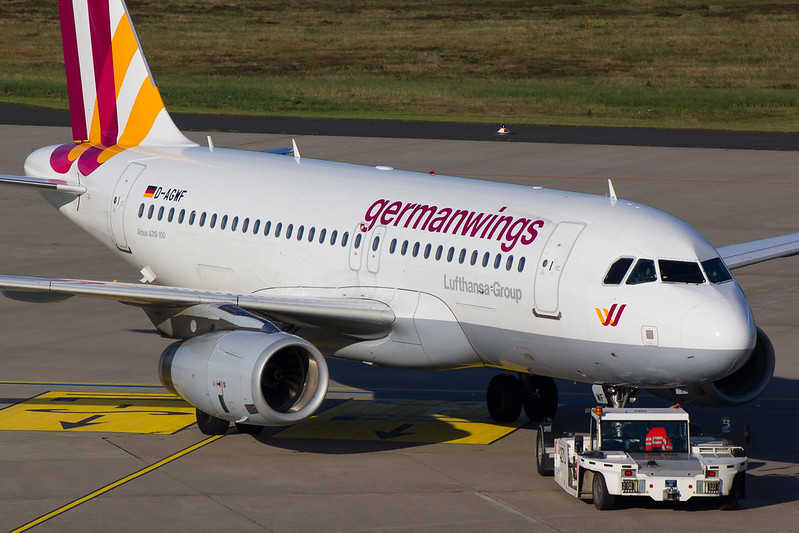 Germanwings - A319 - D-AGWF (1)