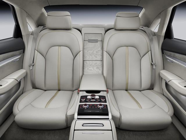 Сиденья Audi A8