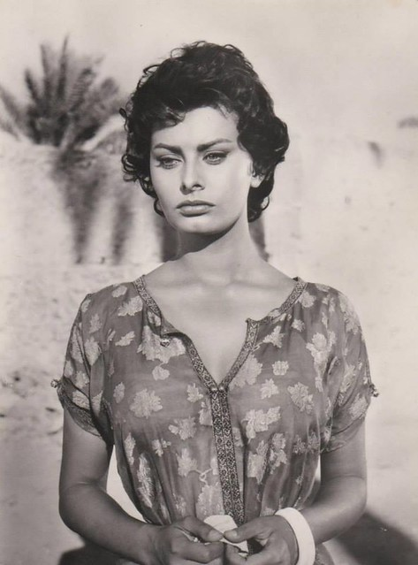 Legend of the Lost - Promo Photo 3 - Sophia Loren