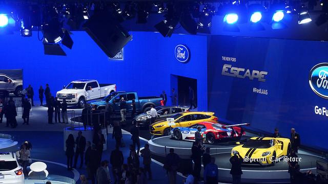 Ford at LA Auto Show 2015