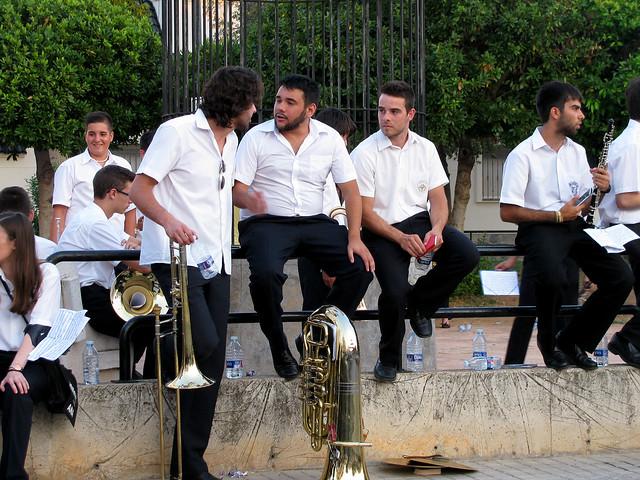 Encontre de Bandes de Música de la Ribera (Benimodo)