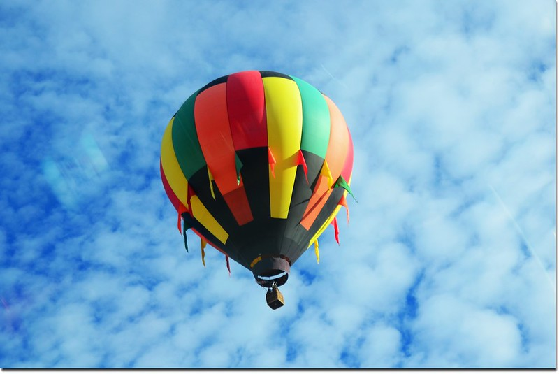 Albuquerque熱氣球