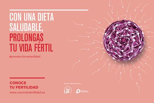 Campaña #PrevenciónEsterilidad