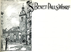 St Benet Paul's Wharf