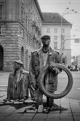 Sculpture, Wroclaw, Poland