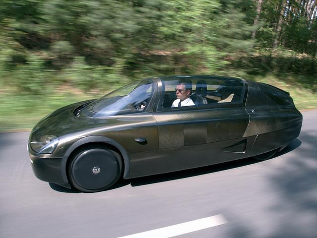 Volkswagen 1 Liter Car Concept. 2003 год