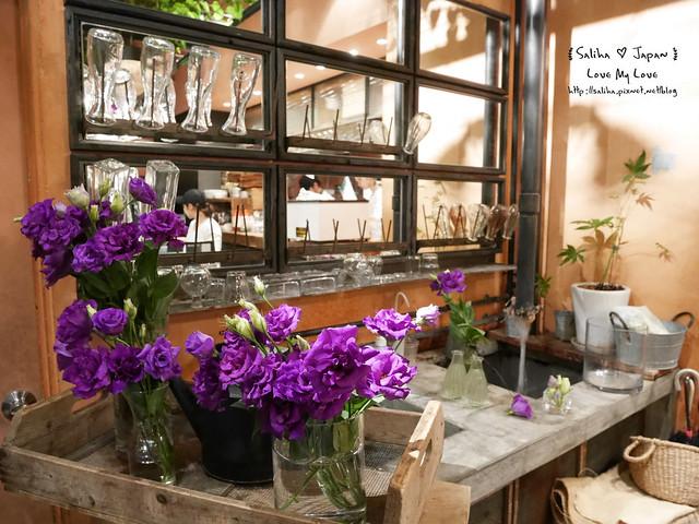 日本東京表參道花店咖啡館Aoyama Flower Market Tea House青山店  (9)