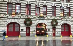 Firetrucks and Christmas