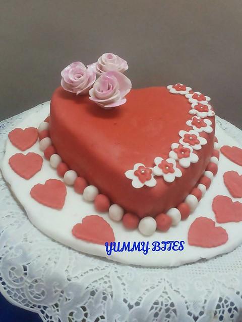 Cake by YUMMY BITES