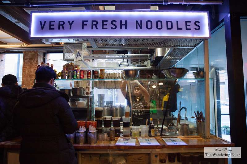 Very Fresh Noodles Nyc The Wandering Eater