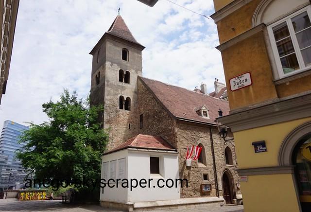 ウィーン ルプレヒト教会