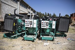 UNICEF provides water pumps and generators to Oromia region
