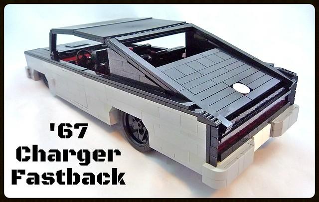 '67 Dodge Charger Fastback
