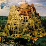 Pieter Bruegel the Elder's  'The Tower of Babel'