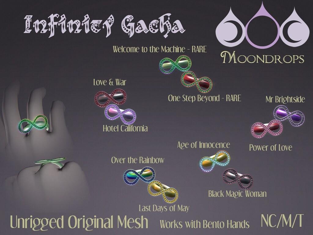 Moondrops - Infinity - Gacha - SecondLifeHub.com