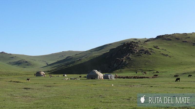 Lago Song-Kol Kirguistán (28)