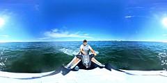 My Kind Of Winter Weather Tampa Bay Florida - IMRAN™ (360° 4π Panorama)