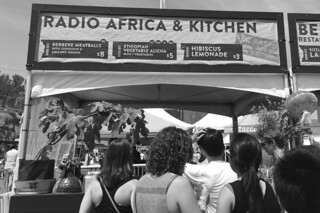 SF Street Food Festival - Radio Africa and Kitchen