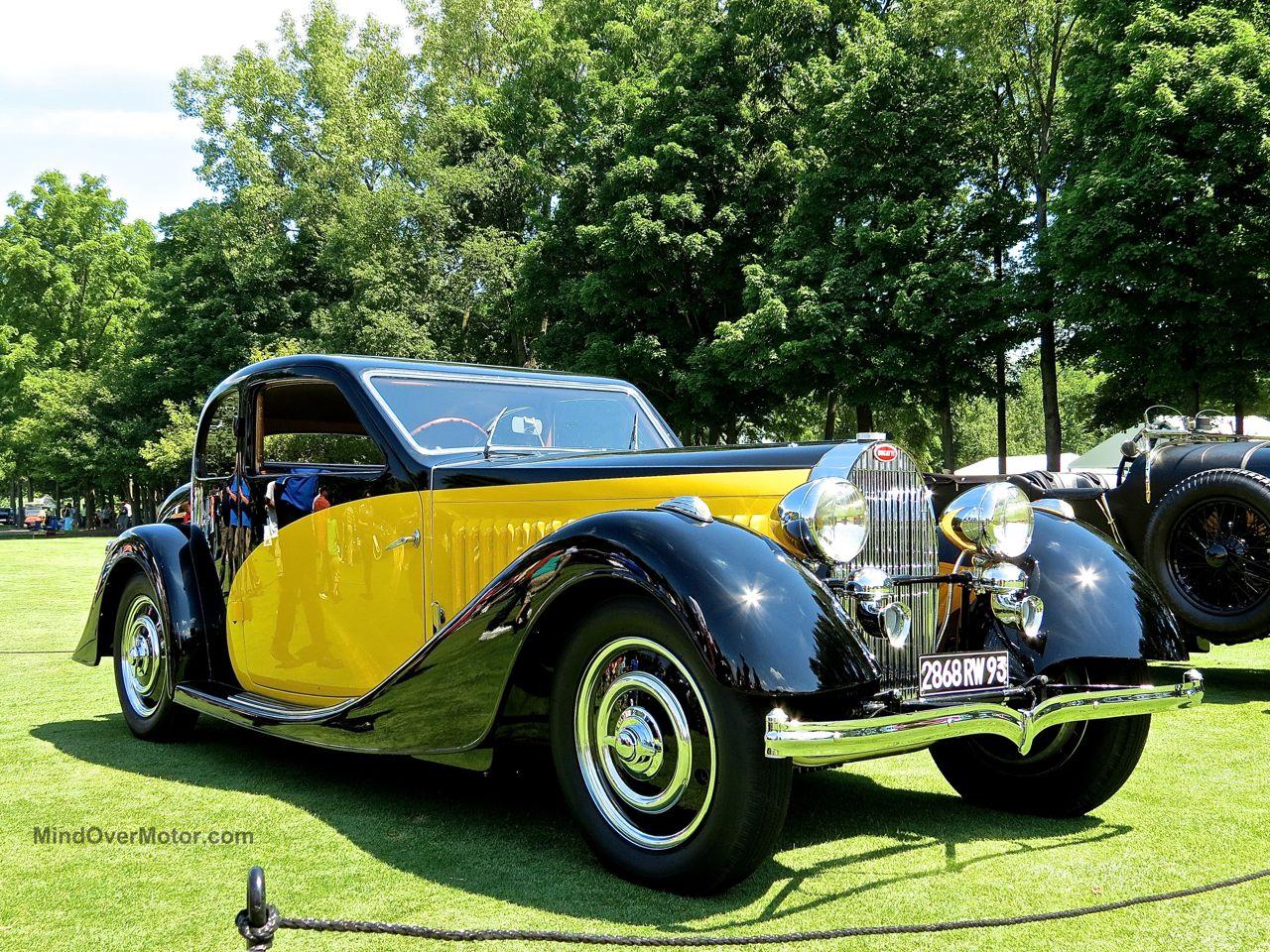 Bugatti Type 57 Concours Of America 6