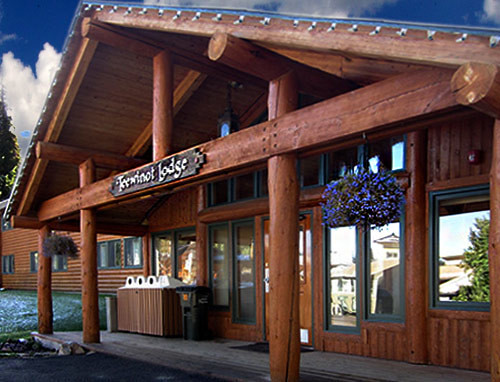 Teewinot Lodge Grand Targhee