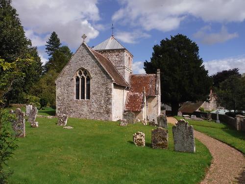 All Saints, Fonthill Bishop