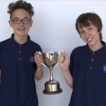 Principal's Cup - James Kumagai & Jack Rawson