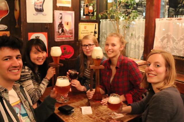 couchsurfing ghent belgium