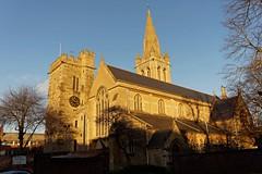Warickshire Churches