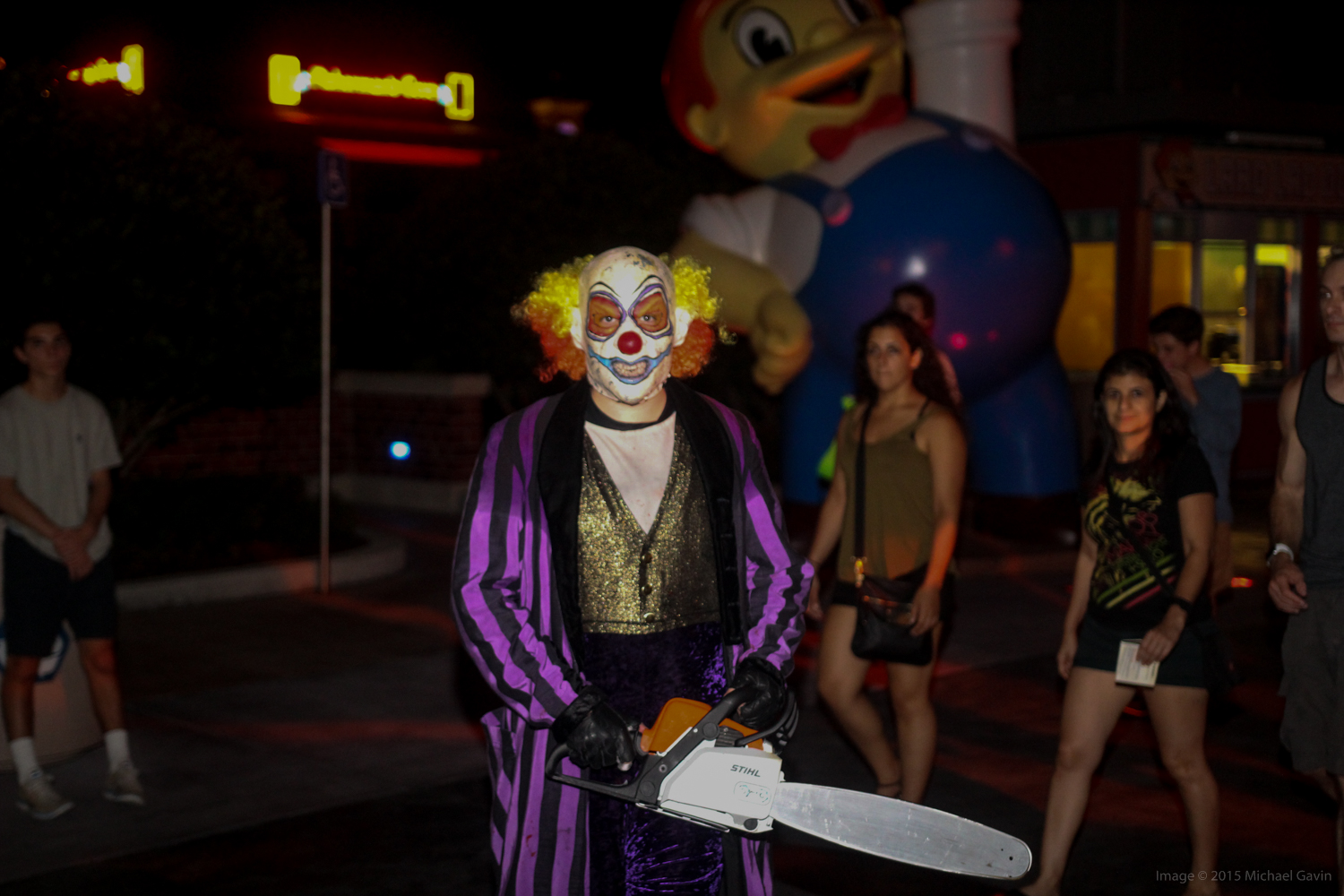 halloween horror nights 2015 at universal orlando - Halloween In Orlando Fl